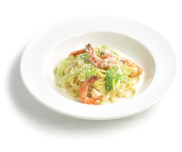 pasta-cabbage-cream-sauce