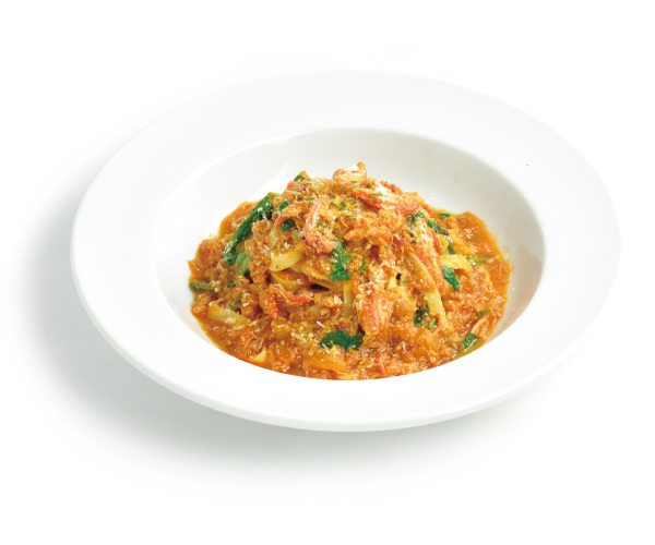 pasta-red-snow-crab